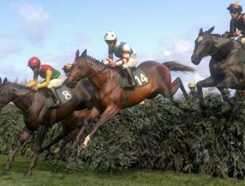Bet on Virtual Horseracing
